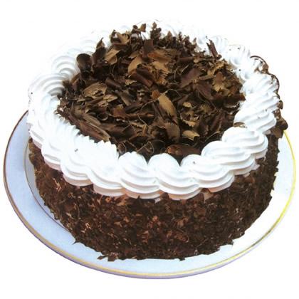 黑森林蛋糕:秘密
