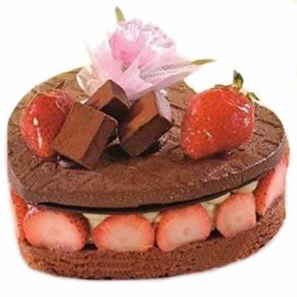 黑森林蛋糕:品味