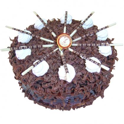 黑森林蛋糕:快乐进行时