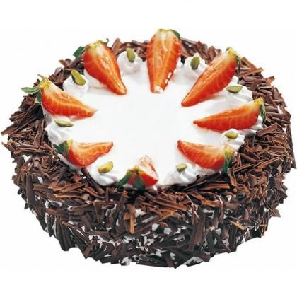 黑森林蛋糕:暖阳
