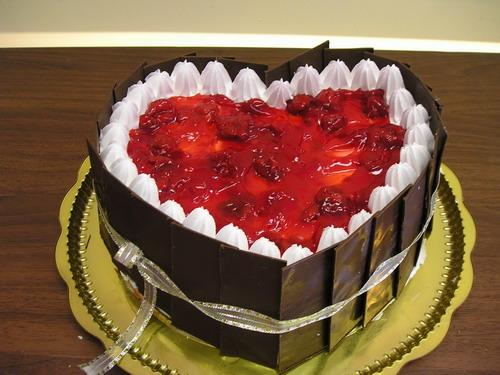 蛋糕:幸福满满