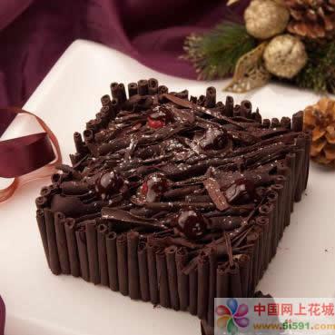 黑森林蛋糕:奶油公主
