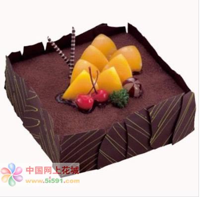 黑森林蛋糕:意式情浓