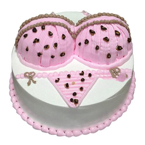 生日蛋糕-粉色诱惑