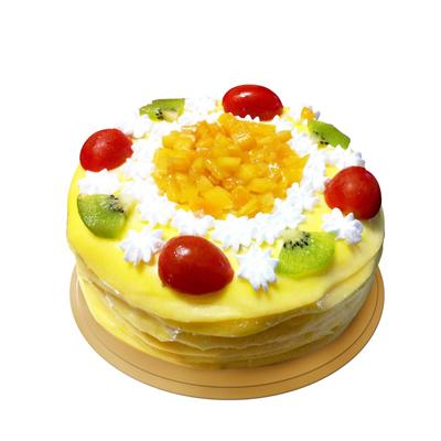 芒果千层:榴莲蛋糕
